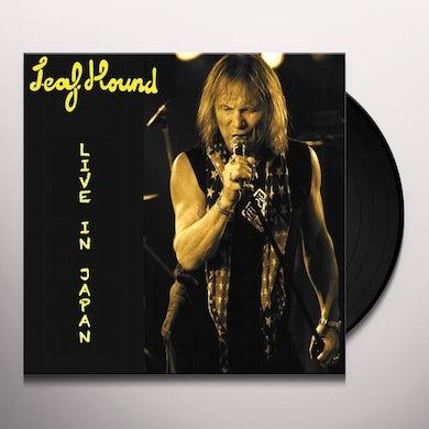 LIVE IN JAPAN 2012 Vinyl Record