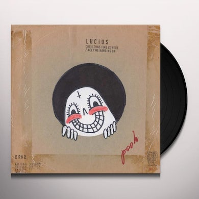Lucius CHRISTMAS TIME IS HERE / KEEP ME HANGING ON Vinyl Record