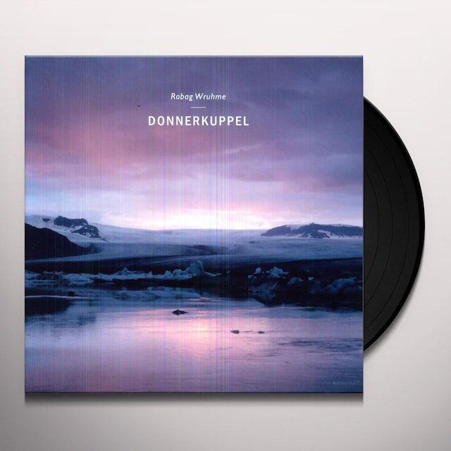 Robag Wruhme DONNERKUPPEL Vinyl Record