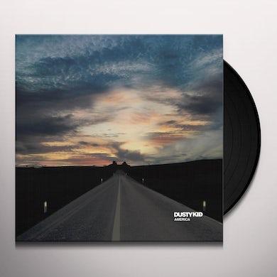 Dusty Kid AMERICA Vinyl Record
