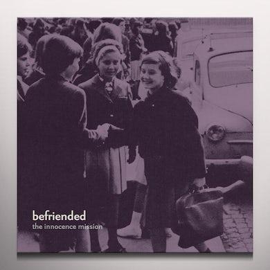 Innocence Mission BEFRIENDED Vinyl Record