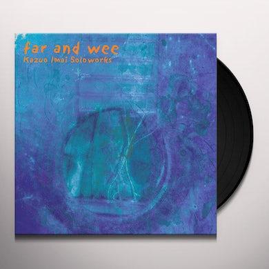 Kazuo Imai FAR & WEE Vinyl Record