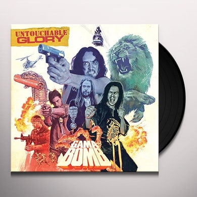 UNTOUCHABLE GLORY Vinyl Record