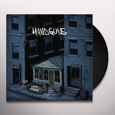 Handguns LIFE LESSONS Vinyl Record