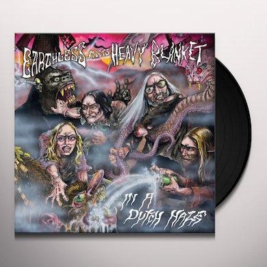 Earthless Meets Heavy Blanket IN A DUTCH HAZE Vinyl Record