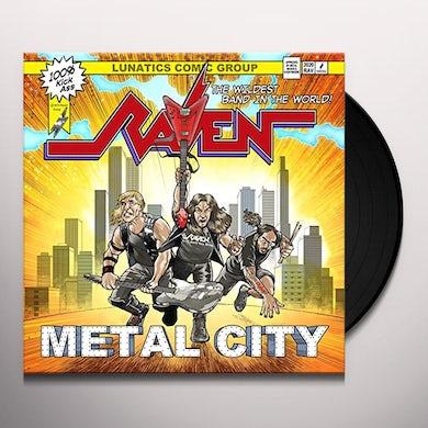 METAL CITY Vinyl Record