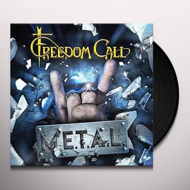 Freedom Call M.E.T.A.L. Vinyl Record