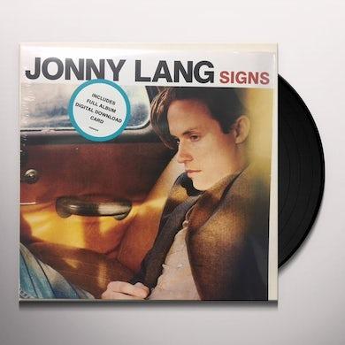 Jonny Lang SIGNS Vinyl Record