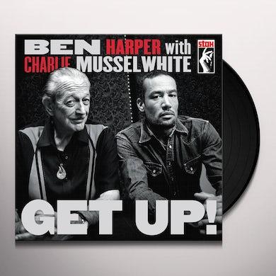 Ben Harper GET UP Vinyl Record