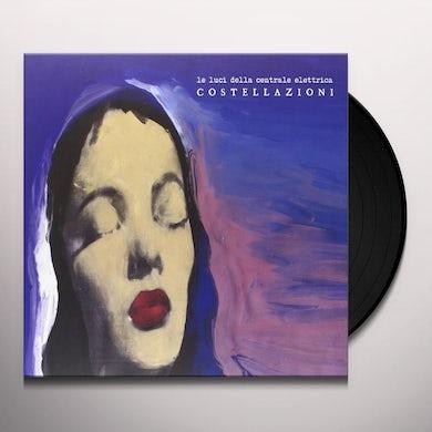 Le Luci Della Centrale Elettrica COSTELLAZIONI (GER) Vinyl Record