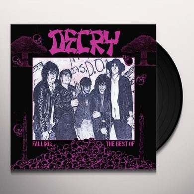FALLING - THE BEST OF DECRY Vinyl Record