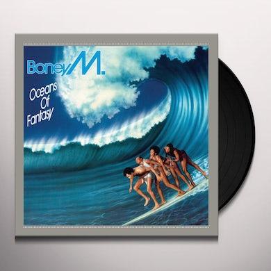 Boney M OCEANS OF FANTASY Vinyl Record