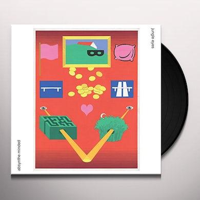 JUNGLE EYES (LP/CD) Vinyl Record
