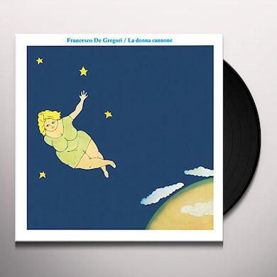 Francesco De Gregori LA DONNA CANNONE Vinyl Record