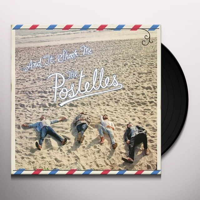 Postelles & IT SHOOK ME Vinyl Record