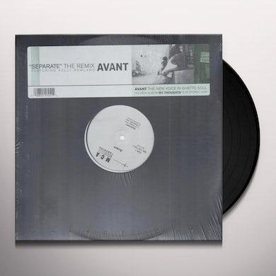Avant SEPARATED Vinyl Record