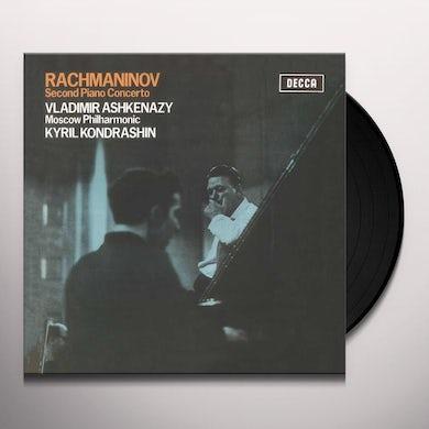 Rachmaninoff / Ashkenazy / Philharmonia Orchestra PIANO CONCERTO NO 2 IN C MINOR Vinyl Record