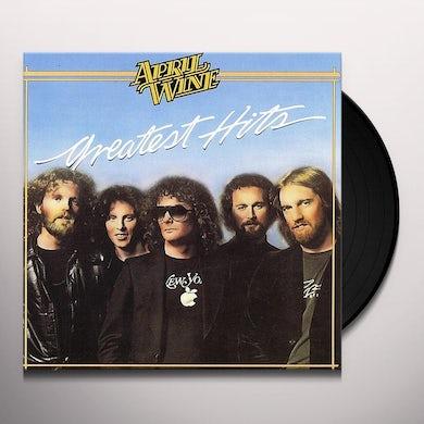April Wine GREATEST HITS Vinyl Record