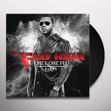 Flo Rida Only 1 Flo (Pt. 1) Vinyl Record