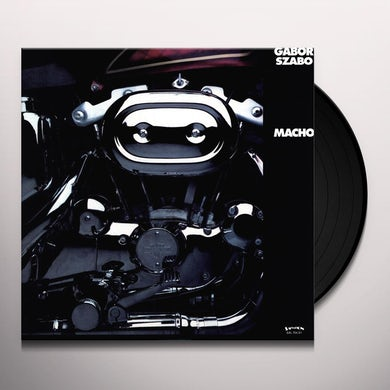 Gabor Szabo MACHO Vinyl Record