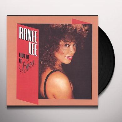Ranee Lee LIVE AT LE BIJOU Vinyl Record