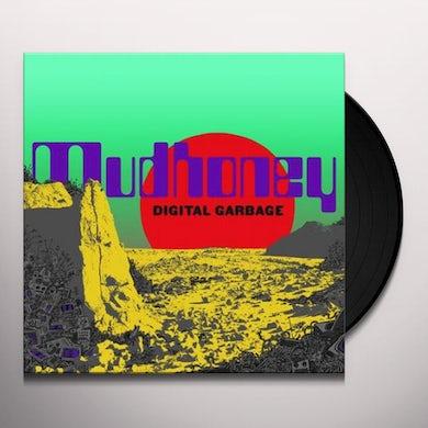 Mudhoney DIGITAL GARBAGE Vinyl Record