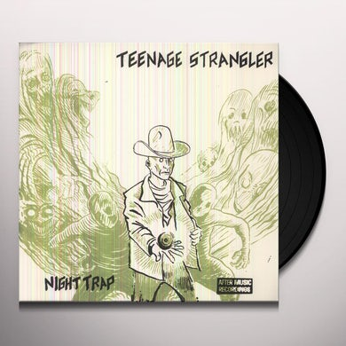 Silas Be Ritchie & Brian Tairaku Ritchie/Teenage S TEA LIFE 3/ NIGHT TRAP Vinyl Record
