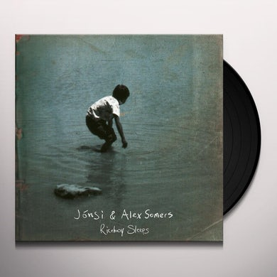 Jonsi / Alex Somers RICEBOY SLEEPS Vinyl Record