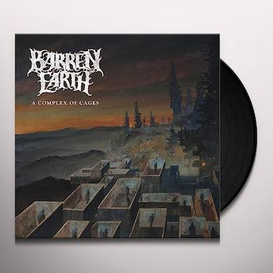 Barren Earth COMPLEX OF CAGES Vinyl Record