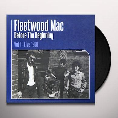 Fleetwood Mac  Before The Beginning Vol. 1: Live 1968 Vinyl Record