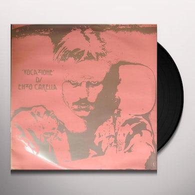Enzo Carella VOCAZIONE Vinyl Record
