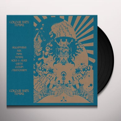 Colour Haze TEMPEL Vinyl Record