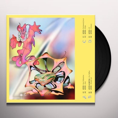 Ufo95 POPULARITY IS OVERRATED Vinyl Record