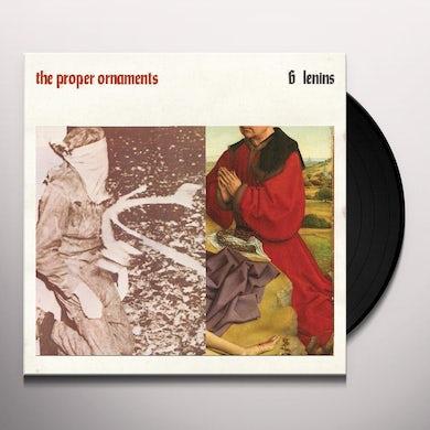 6 LENINS Vinyl Record