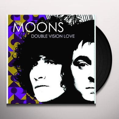 Moons DOUBLE VISION LOVE Vinyl Record