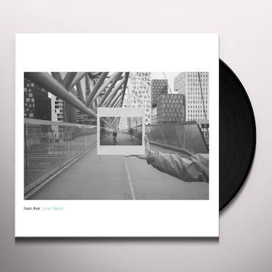 Ivan Ave LOW JAMS Vinyl Record