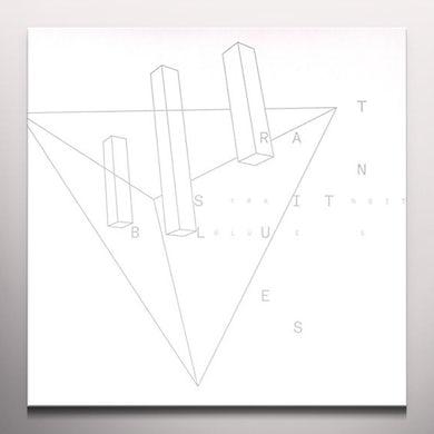 The Devil Wears Prada TRANSIT BLUES (BLUE VINYL) Vinyl Record