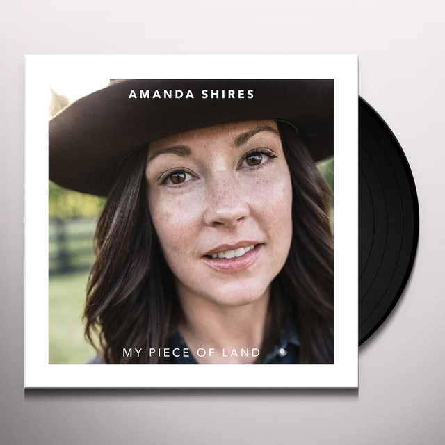 Amanda Shires MY PIECE OF LAND Vinyl Record