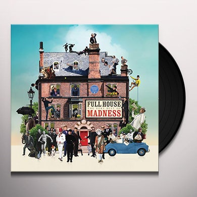 FULL HOUSE: VERY BEST OF MADNESS Vinyl Record