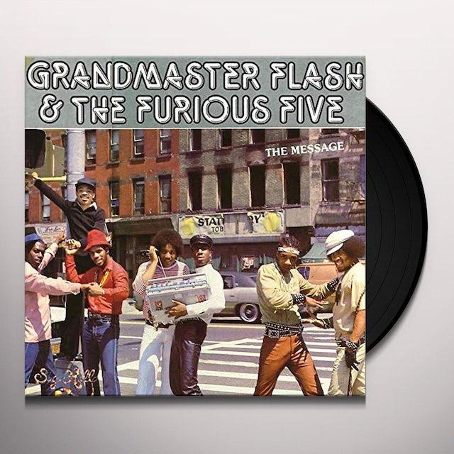Grandmaster Flash & Tf5