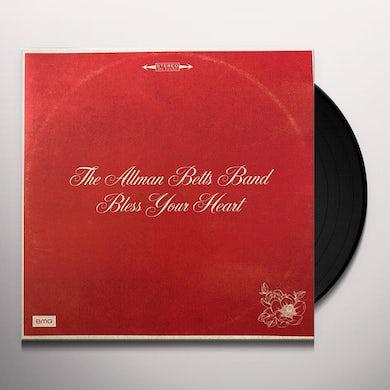 Allman Betts Band BLESS YOUR HEART Vinyl Record