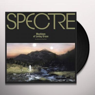 SPECTRE: MACHINES OF LOVING GRACE Vinyl Record