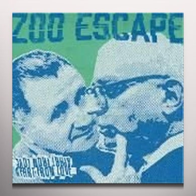 ZOO ESCAPE APART FROM LOVE (BLUE VINYL) Vinyl Record