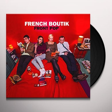 FRENCH BOUTIK FRONT POP Vinyl Record