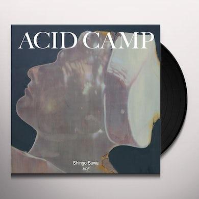 Shingo Suwa MDF Vinyl Record