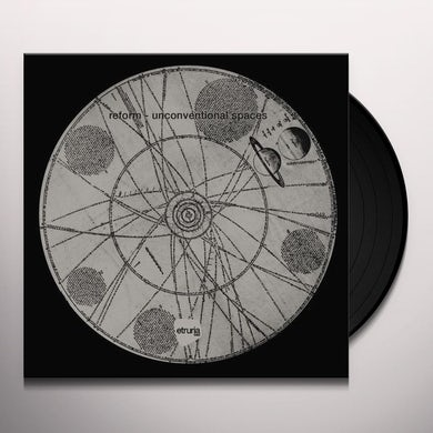 Reform UNCONVENTIONAL SPACES Vinyl Record