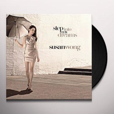 Susan Wong STEP INTO MY DREAM Vinyl Record