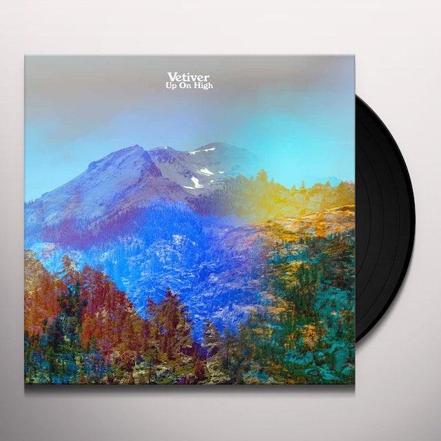 Vetiver UP ON HIGH Vinyl Record