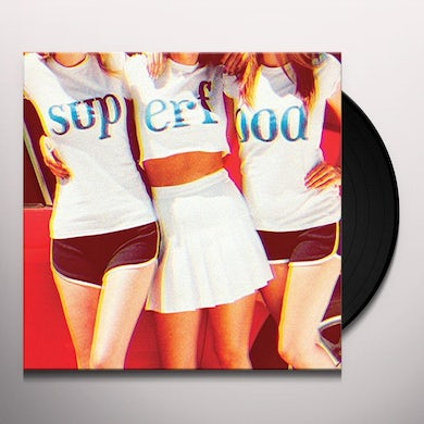 Superfood DON'T SAY THAT Vinyl Record