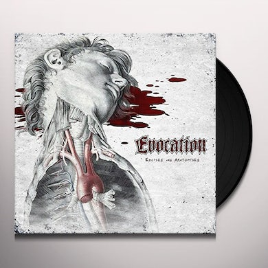 Evocation EXCISED & ANATOMISED Vinyl Record
